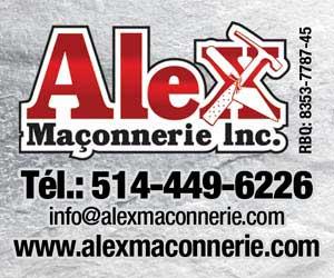 ALEX Maconnerie