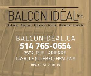 Balcon Idéal