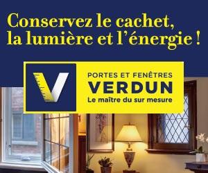 Portes et fenetres Verdun